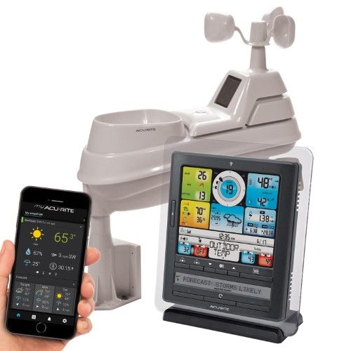 AcuRite 01036M Wireless Weather Station with Programmable