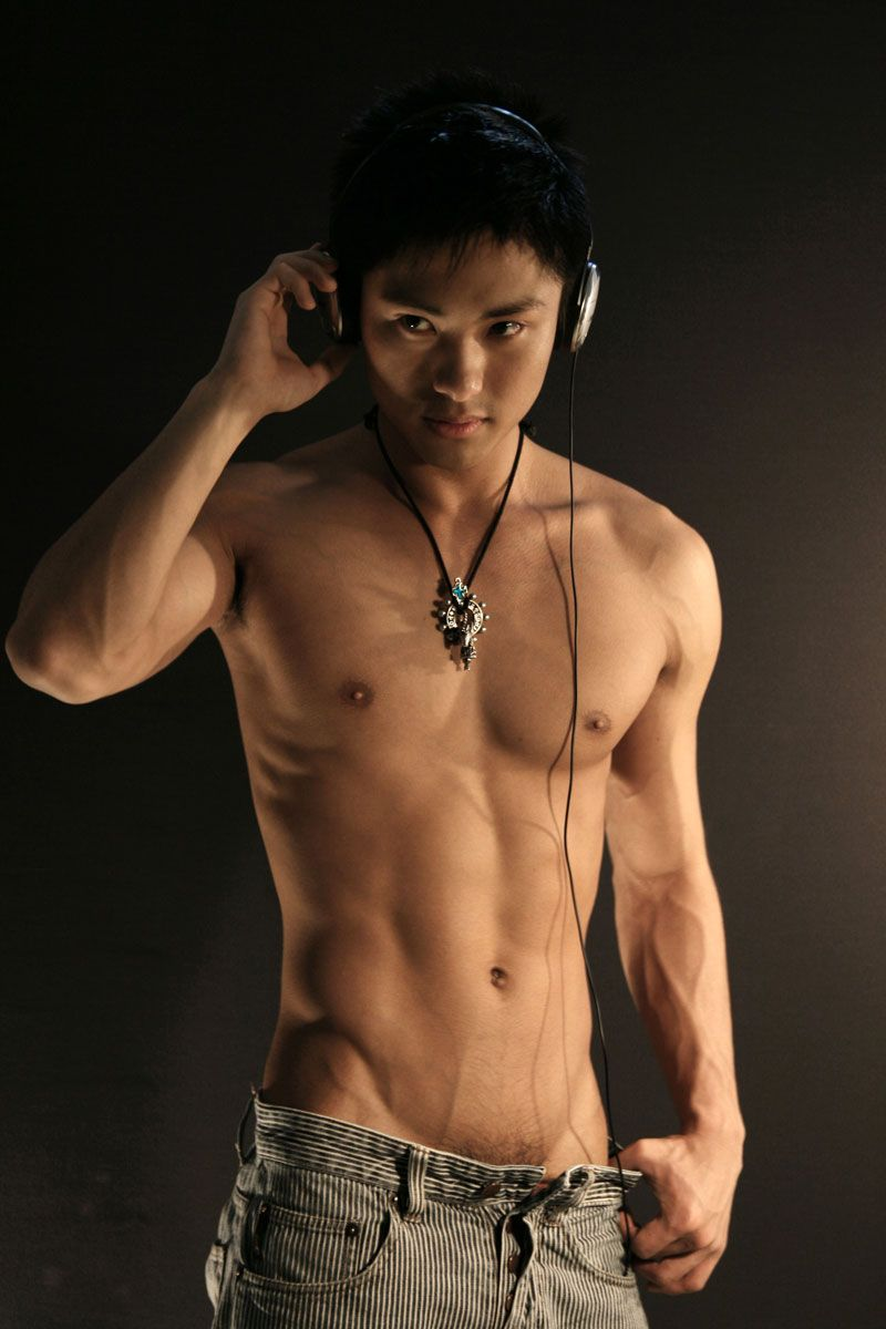 Lowrider thai naked sexy man