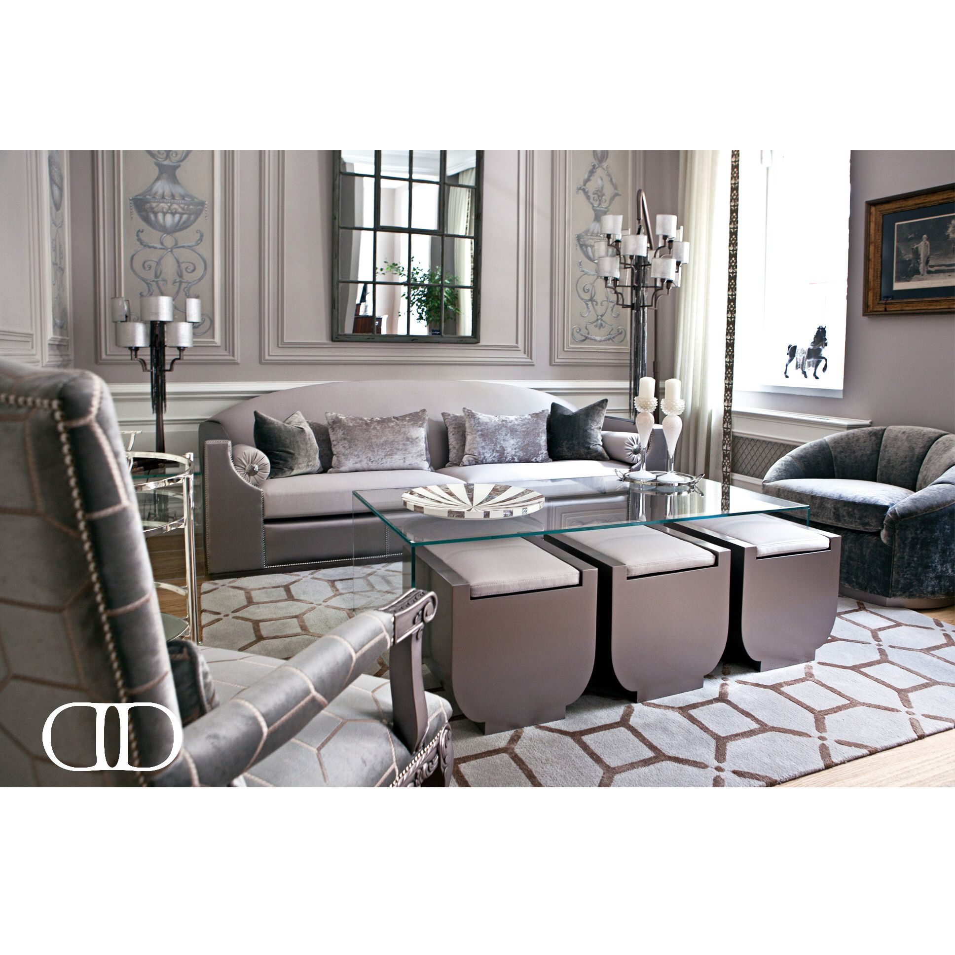 Charming Setting Dorya S Istanbul Sofa Round Chair Jacqueline