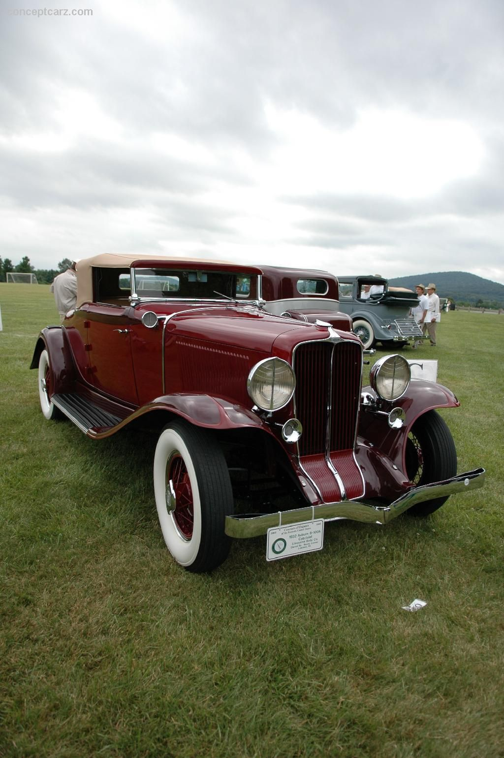 1931 Auburn 8-100A Maintenance/restoration of old/vintage vehicles ...