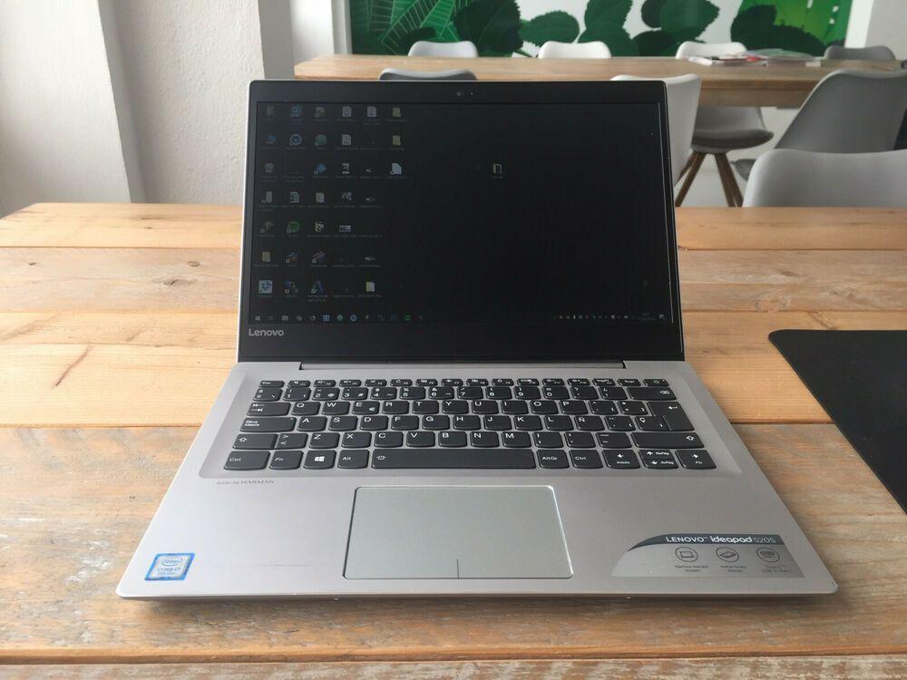 Portatil Lenovo Ideapad 520s 14ikb Intel Core I7 8gb Ram Ddr4 Ssd