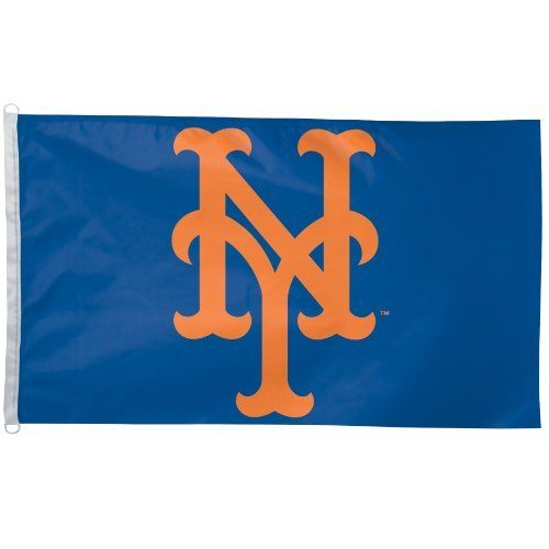 MLB New York Mets 3-by-5 foot Flag by WinCraft. $24.99. Vibrant graphics and team colors