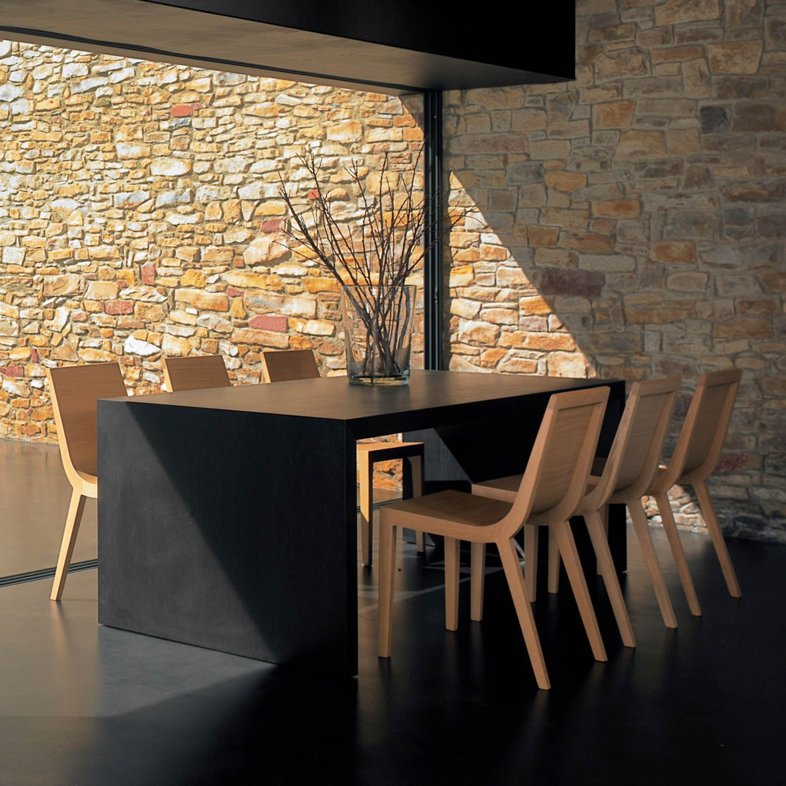 Outstanding Transitional Dining Room Suitable For Any Home: Closed Is A Collection Of Tables With Balanced Proportions