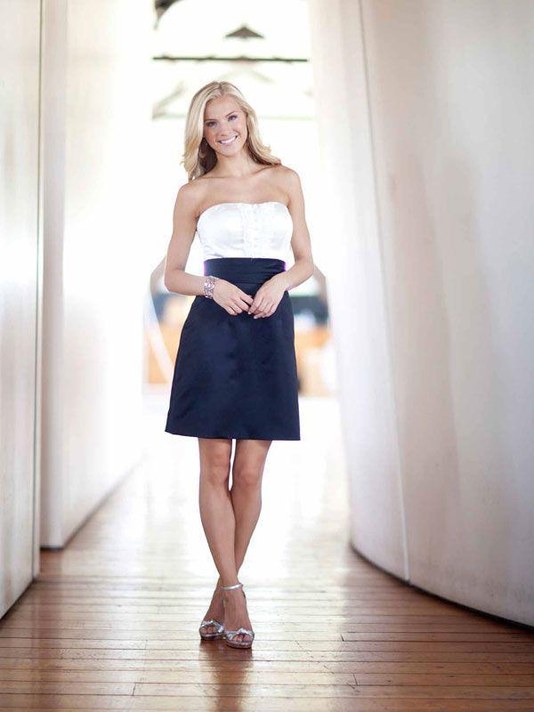 Kaunis mekko morsiusneidoille