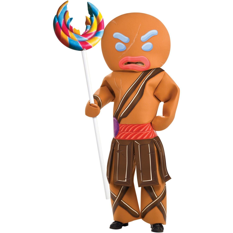 Shrek Forever After Gingerbread Warrior Adult Costume