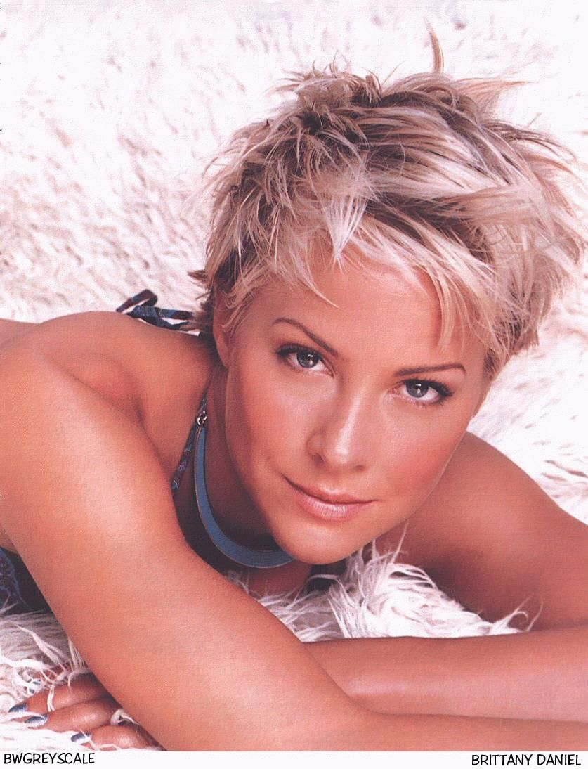 Brittany Daniel Brittany Daniel Images And Graphics Frisyrer