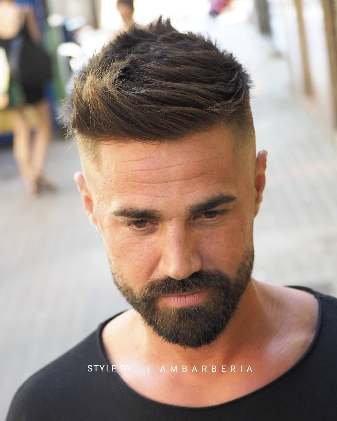 men's hairstyles & beards (@ambarberia) • fotos y vídeos de