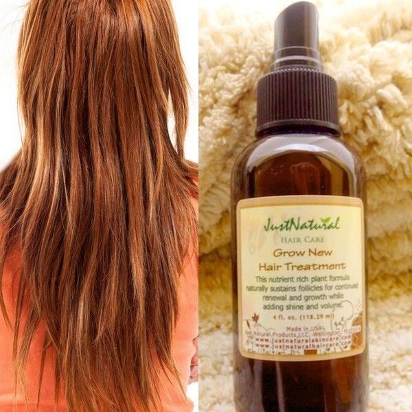 Grow New Hair Treatment Hair Treatment Thick Hair Remedies Thick Hair Styles