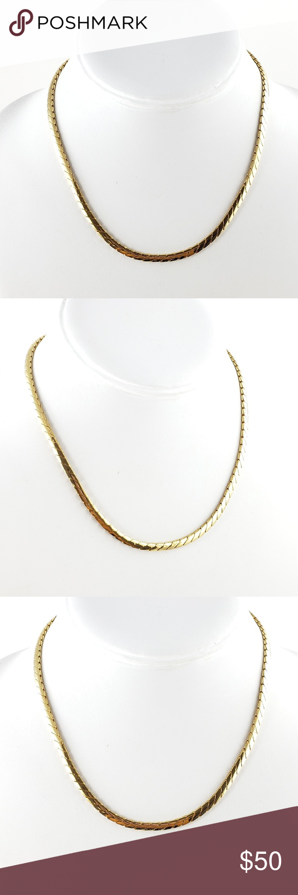 Merlite Jewerly : merlite, jewerly, Merlite, Necklace, Smooth, Chain, Necklace,