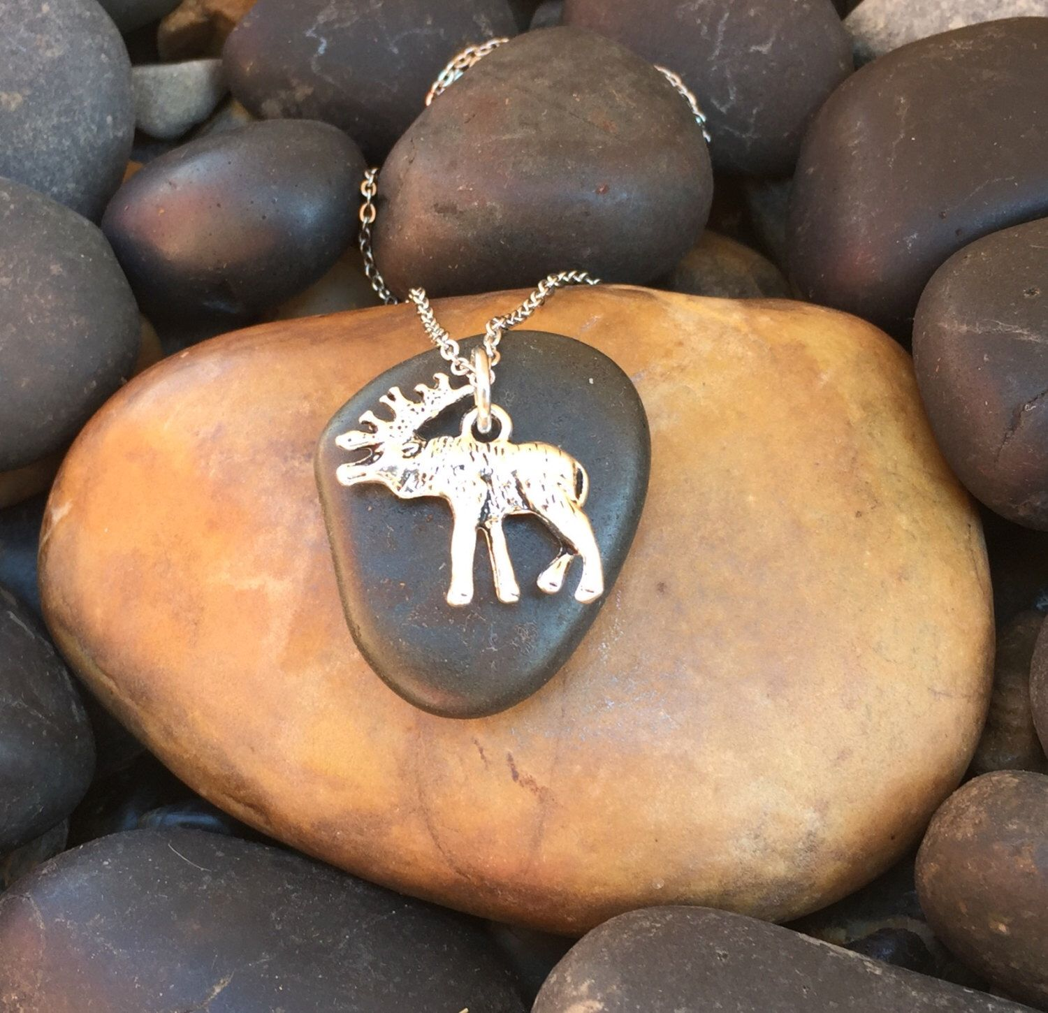 pendant on boho jewelry chain american native fullxfull hunting nature rustic tribal necklace tooth earth listing real silver il coyote