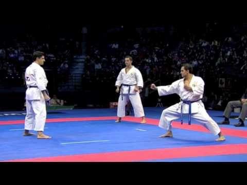 Karate Week 11 7 26 Min Video 2010 Wkf World Championships