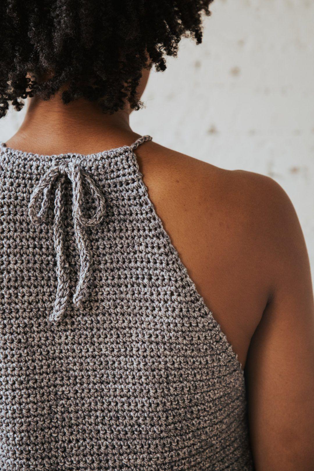 The Rebel Cami, un patrón de ganchillo de TL Yarn Crafts | Artesanías de hilo TL
