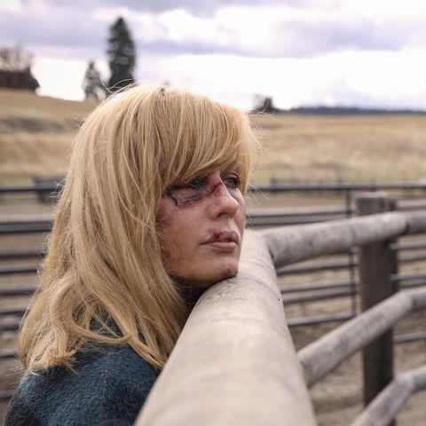 """""""Yellowstone"""" -Fans haben wilde Theorien darüber, warum Beth Dutton Jamie hasst - #abnehmen #beratun..."""