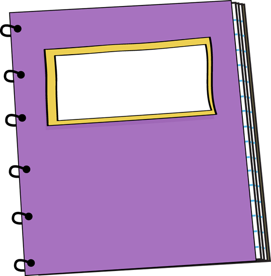 17++ Spiral notepad clipart info