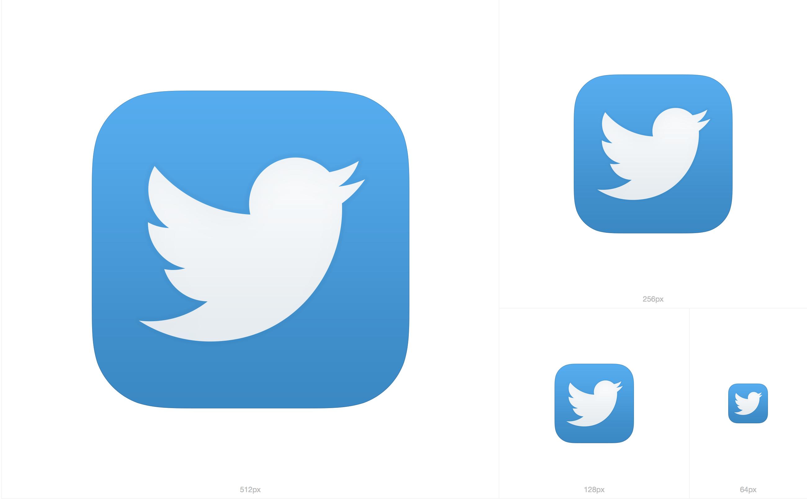 Twitter App Icon App icon, Twitter app, Icon