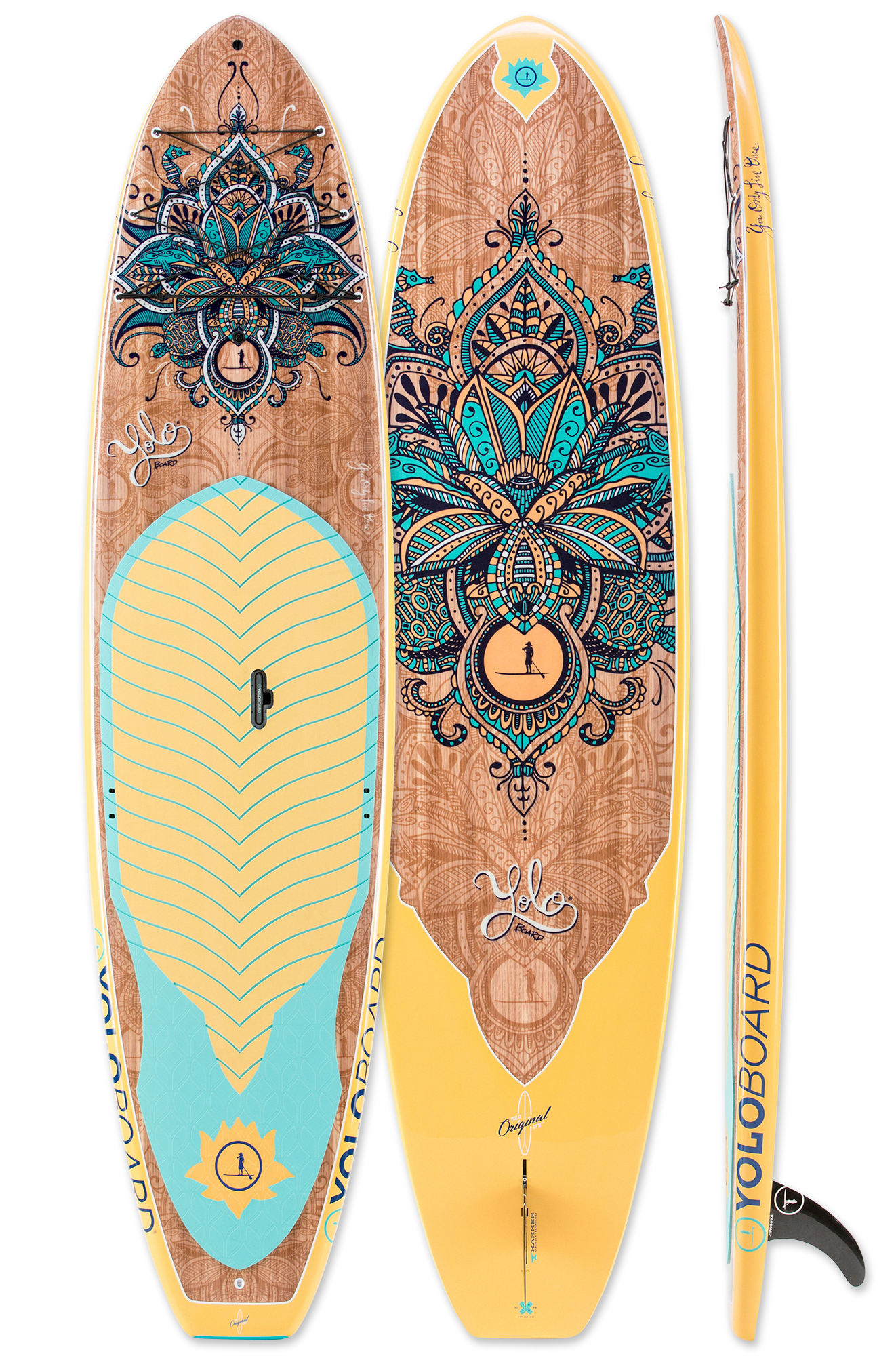 The Serenity Original Board Is Available In 10 6 And 12 Check Out Yoloboard Com For The Latest Boards An Paddle Boarding Paddle Board Surfing Standup Paddle