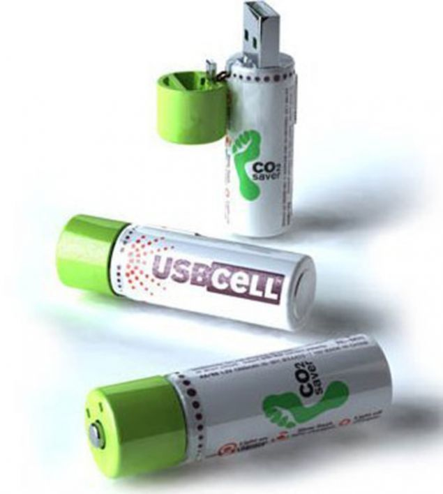 oplaadbare baterijen