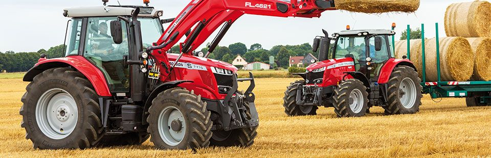 massey uk   Farm Machines   Tractors for sale, Tractors