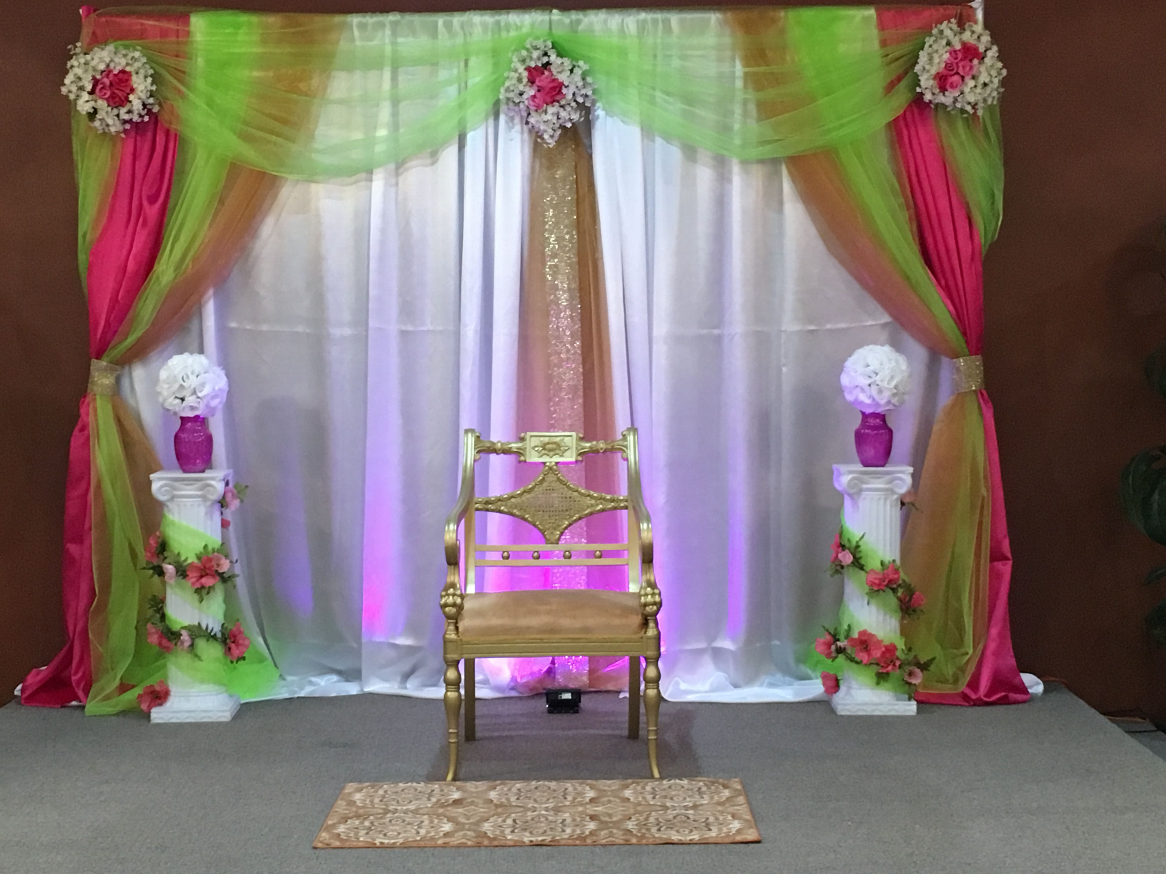 Bridal Shower, Baby Shower, Traditional Functions