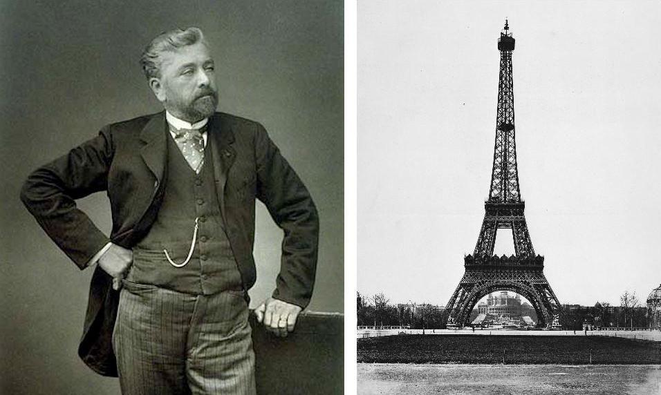 Alexandre gustave eiffel born bonickhausen dit eiffel for Eiffel architect
