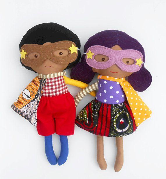 RAG DOLLS, black dolls, dolls, fabric dolls, afro american dolls ...