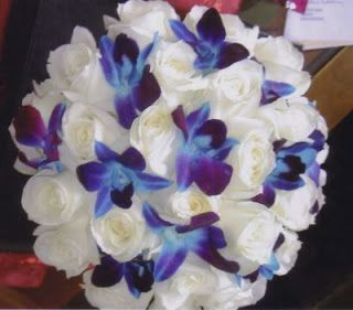 Blue orchid | wedding flowers | Pinterest | Orchid and Weddings