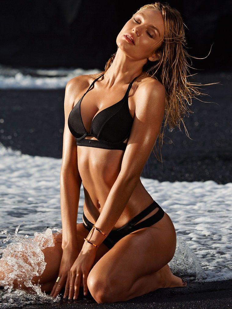 a080e85dd3bf7 Victoria's Secret releases the Swim 2015 Catalogue with Behati ...