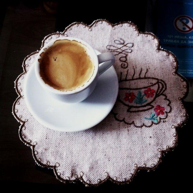 <3 espresso
