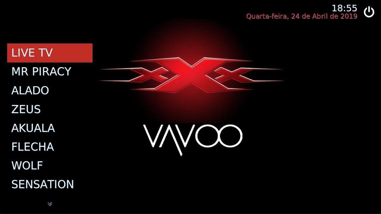 VavoO V-Mod Mit Triple Bundle April 2019   kodi in 2019