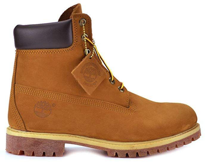 ba28e9548e3 Timberland Men s 6 Inch Premium Waterproof Boots Rust Brown 72066 Review