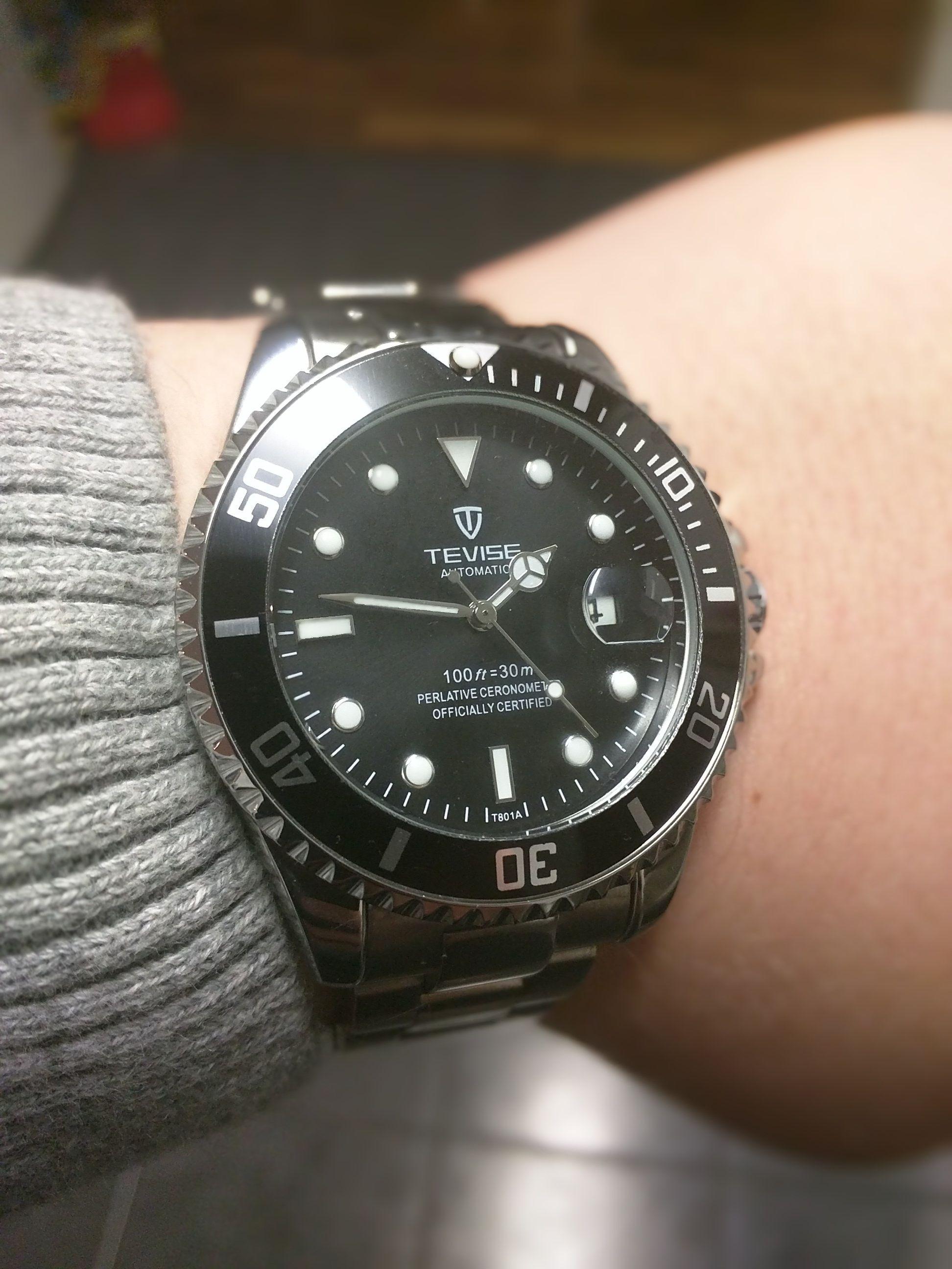 Tevise] T801A http://ift.tt/2ATzi70 | Men\'s Watches | Pinterest