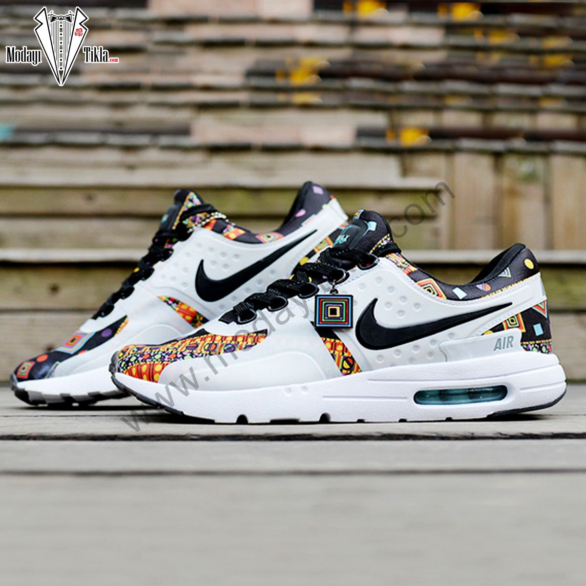 90815691539f5 Nike Air Max Zero X Liberty Black