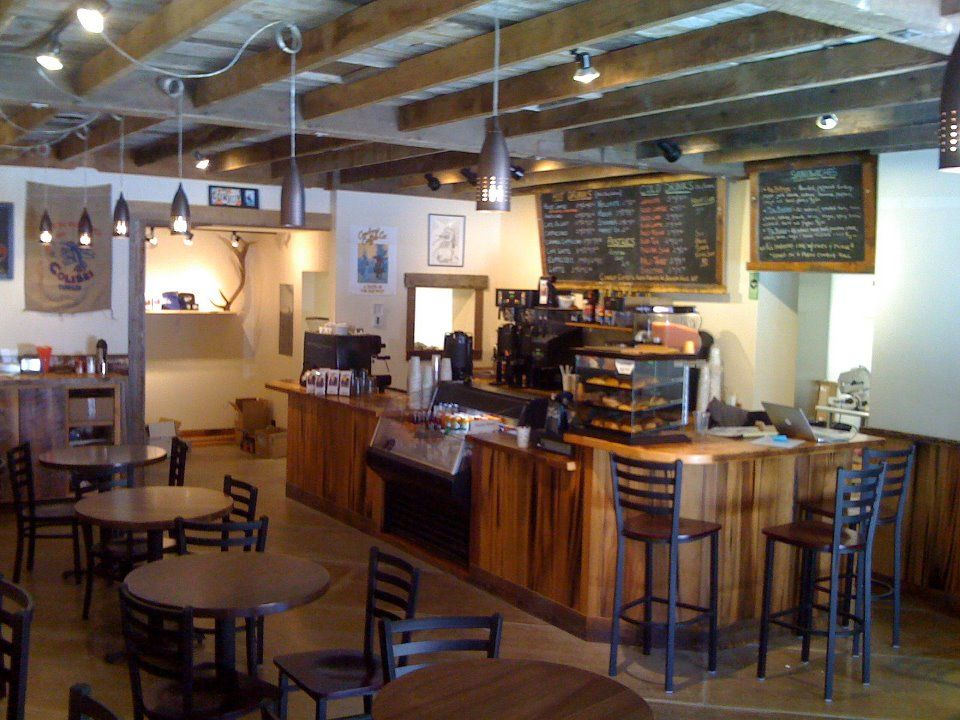 Coffee Shops Wyoming Cowboy Coffee Company Jackson This Rustic Joint Is A Favorite Among Locals For Its Awesome Break Coffee Shop Cowboy Coffee Drinking Tea