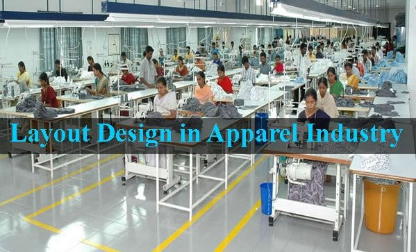 Layout Design In Garment Industry Layout Design Layout Design