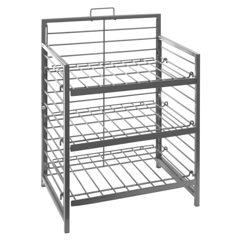 Three Shelf Counter Rack 21 Countertop Display Shelves Snack