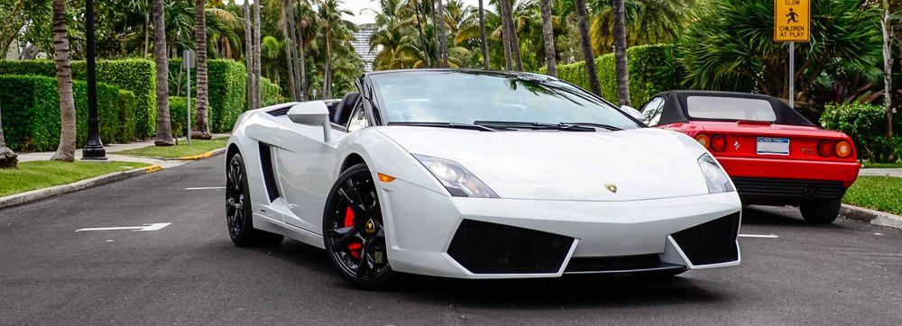Rent Lamborghini Gallardo Miami Lamborghini Gallardo Lamborghini Super Cars