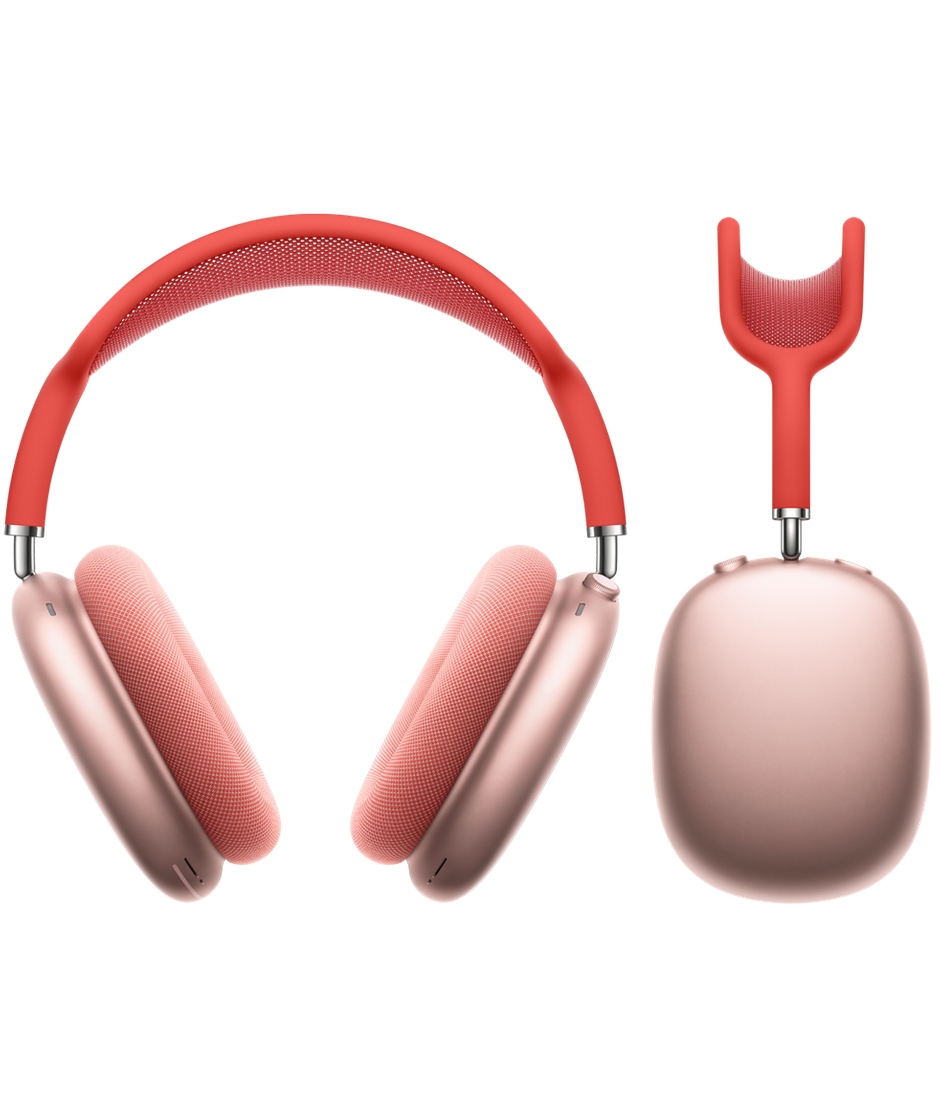 Airpods Max Pink Headphones Spatial Audio Apple Products