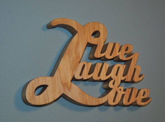 Live Love Laugh Wooden Wall Decor Techieblogie Info