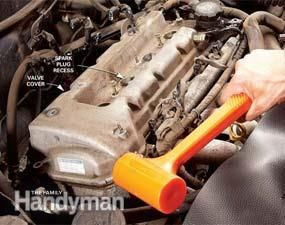 how to fix leaky valve in trailer
