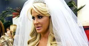 Image result for kim zolciak wedding dress
