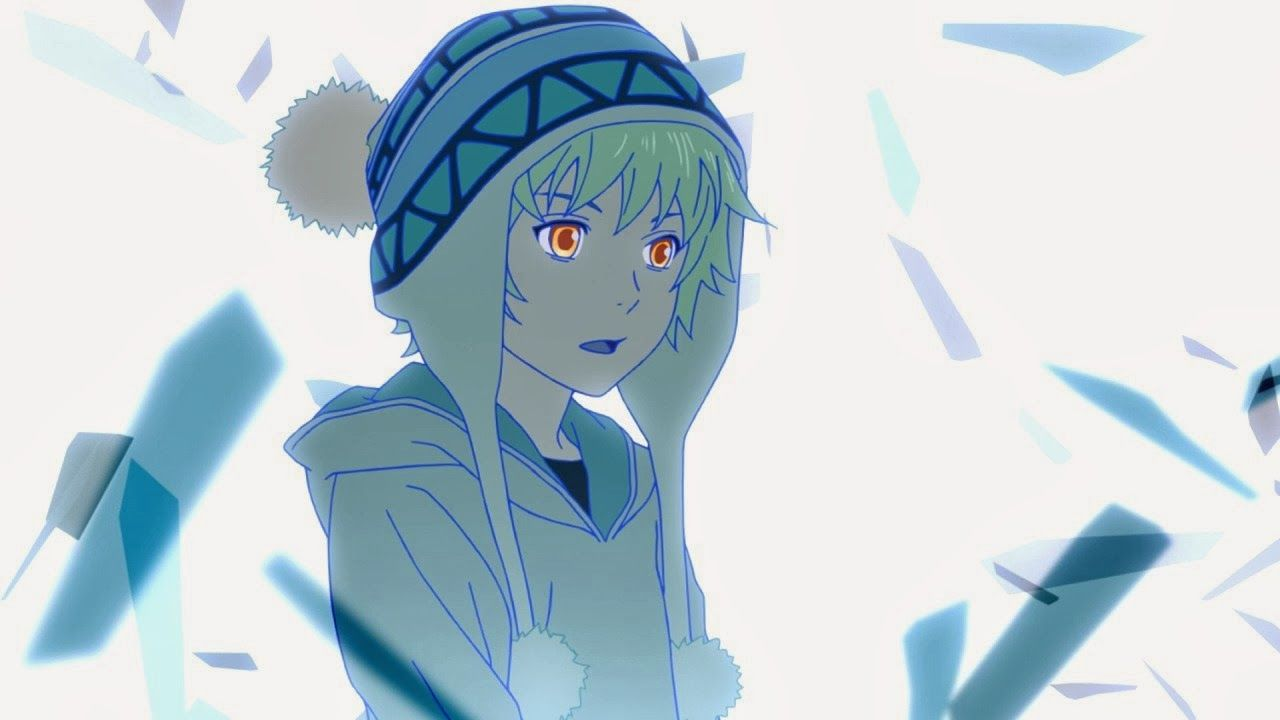 Noragami ~~ Yukine in shinki-mode