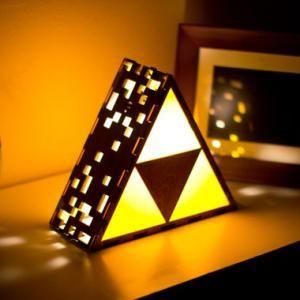 De Triforce ZeldaGeek Legend ZeldaGamer Chevet Lampe Stuff Of Y67bfgy