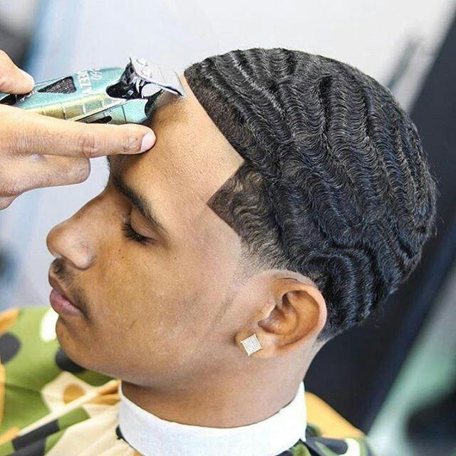 Ren black men 39 s pinterest for Coupe de cheveux tribal etoile