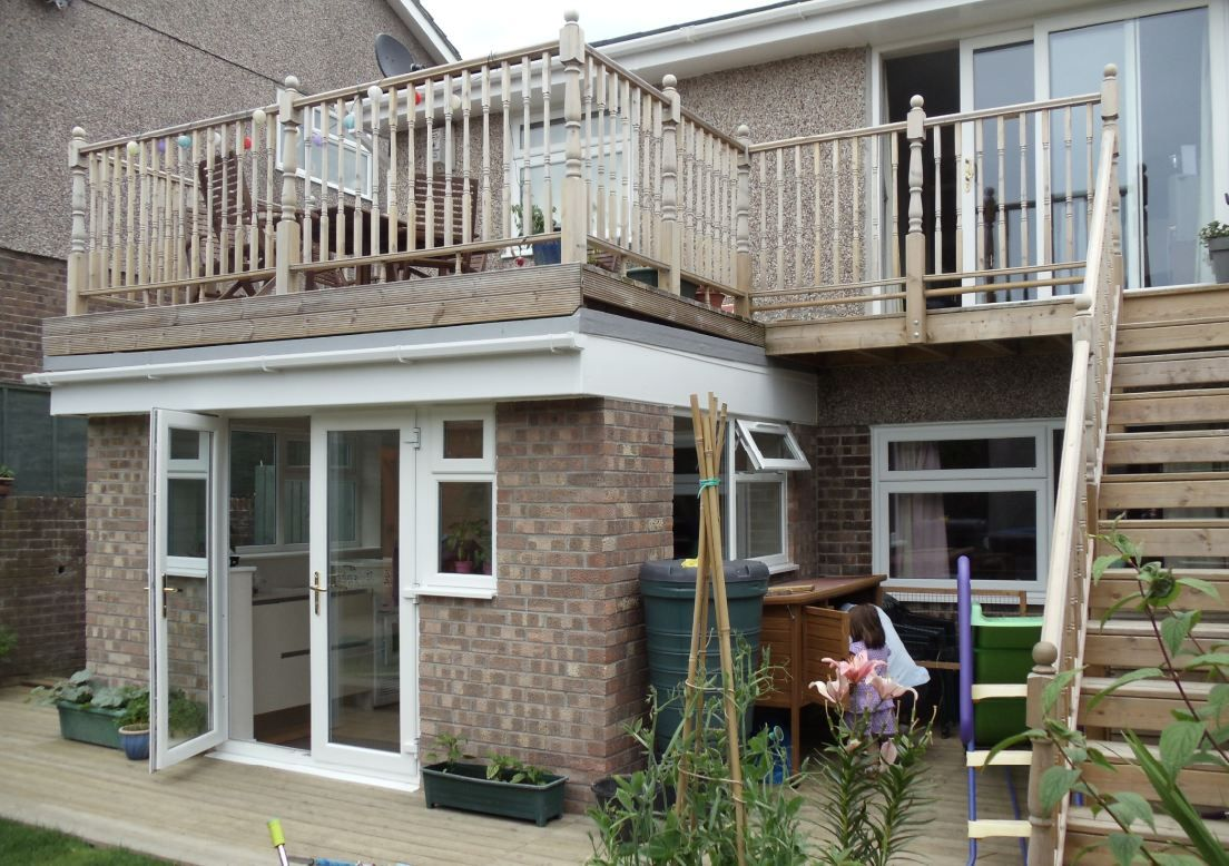 Image result for balcony extension ideas  House styles, Home, House