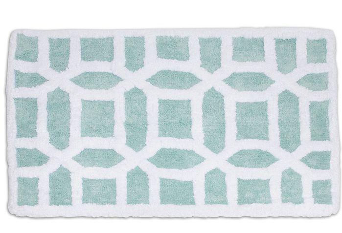 Luxurious 100 Cotton Geometric Ultra Plush Bath Mat Plush Bath Rugs Luxury Bath Mats Kids Bath Mat