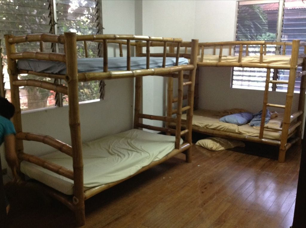 Best Bamboo Bunk Bed Frame Google Search Ideas For 400 x 300