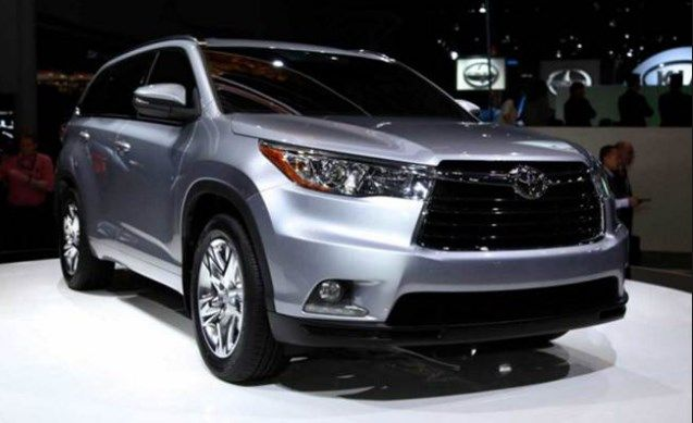 2017 Toyota Highlander Hybrid Price Redesign