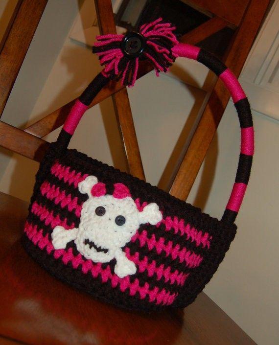 Crochet Pattern Fun Punk Halloween.Halloween crochet #halloween ...
