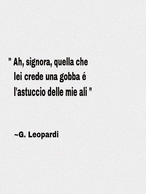 Giacomo Leopardi L Attribuzione E Errata Probabilmente Trattasi