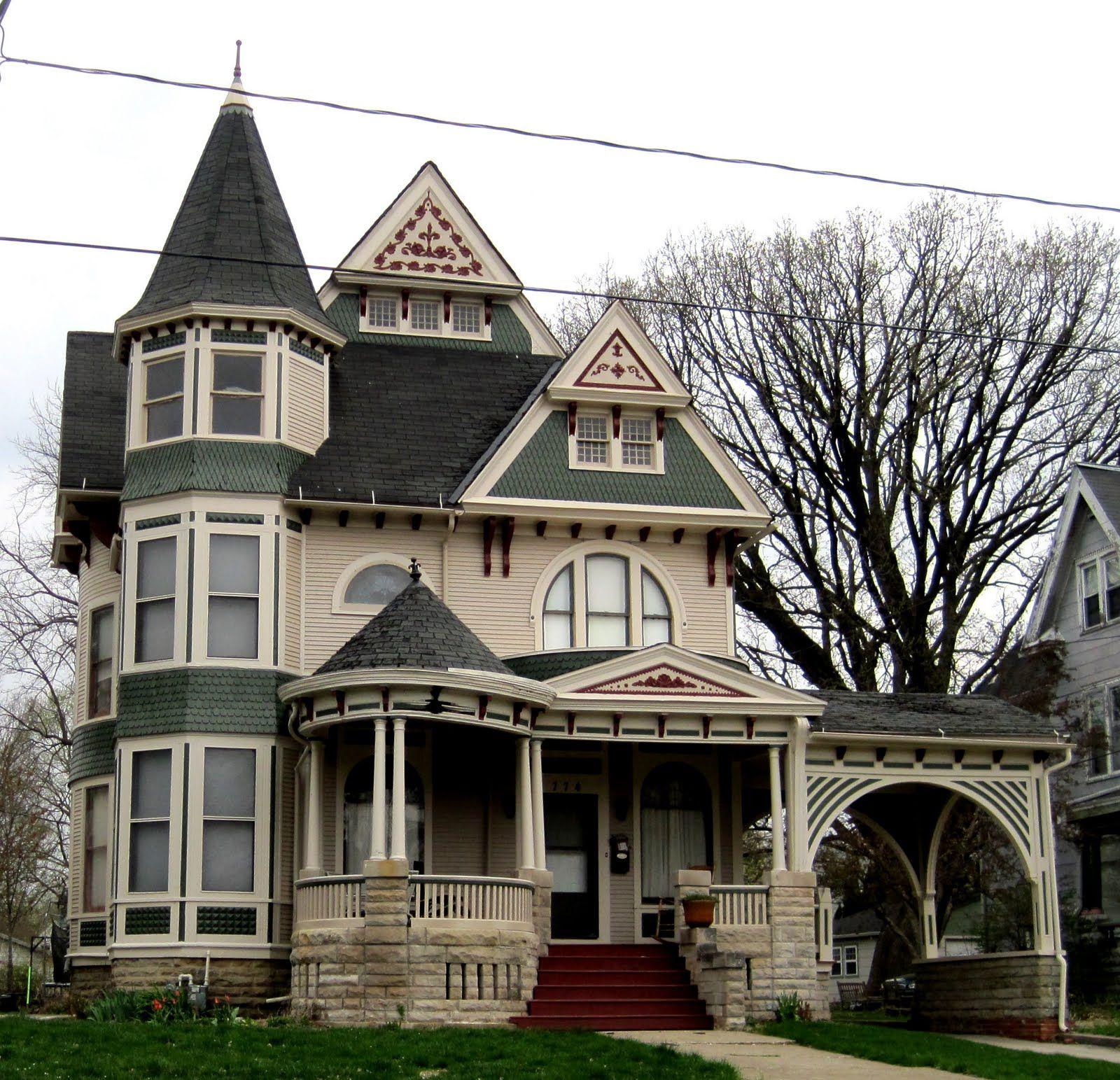 victorian house cerca con google villa pinterest haus viktorianisch und graue h user. Black Bedroom Furniture Sets. Home Design Ideas